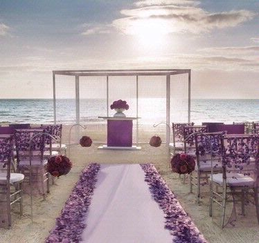 Flower Centerpiece Help Beach Wedding Setup Wedding Aisle