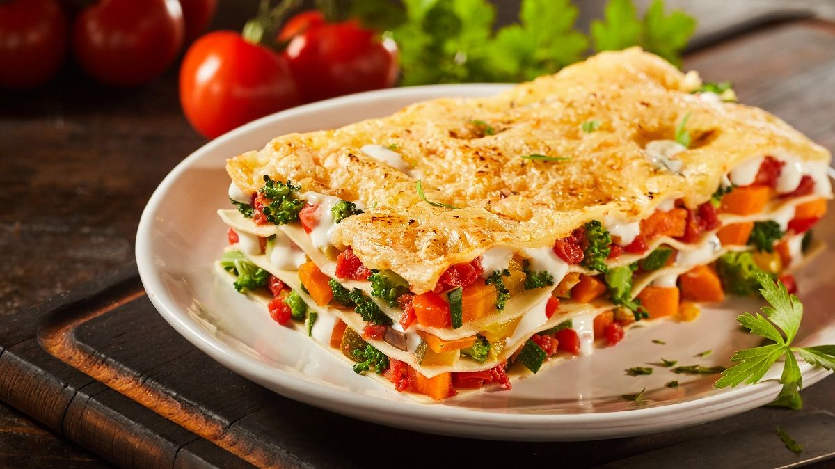 Photo of Vegetable lasagna with carrots & zucchini • Cook-Mit