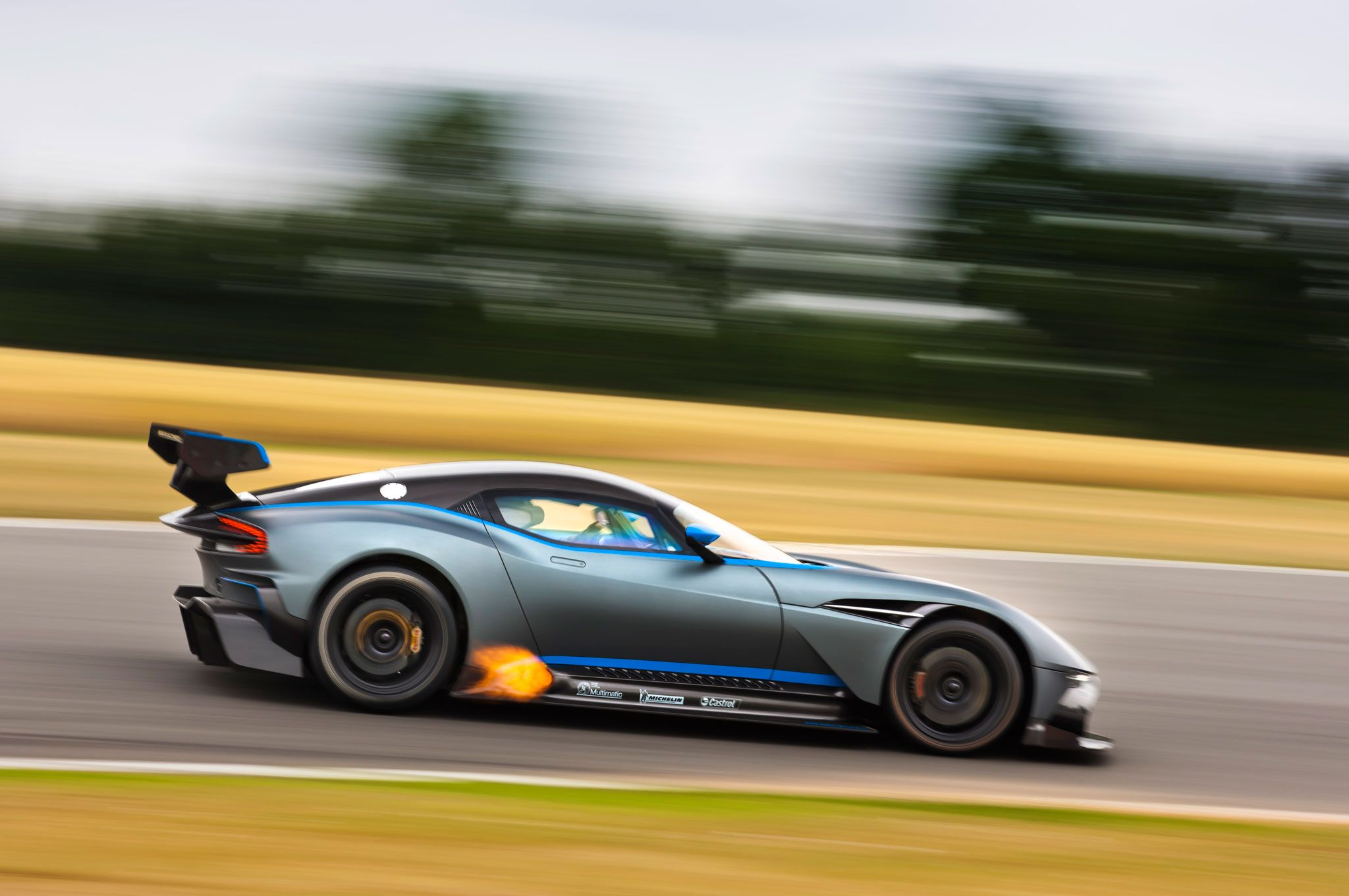 engineering firm to make road-legal versions of aston martin