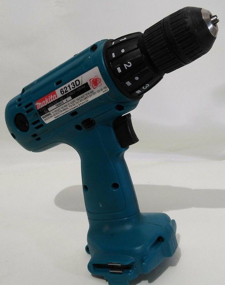 Makita Oem Cordless Drill Model 6213d 12 V Bare Tool No Battery Fast Shipping Makita Cordless Drill Drill Makita