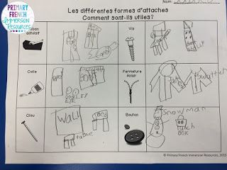Grade 1 structures and materials - fasteners! | Grade 1