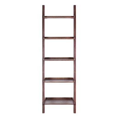 eq3 asterix ladder shelves 26 leaning bookcase shacking up rh pinterest com