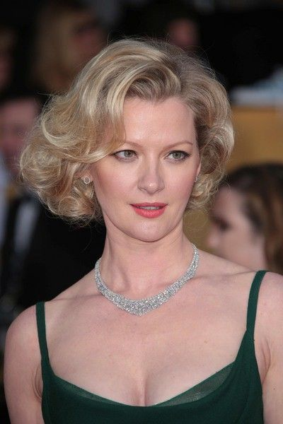 Gretchen Mol 19th Annual Screen Actors Guild Awards Arrivals Prettiest Actresses Celebrity Hairstyles