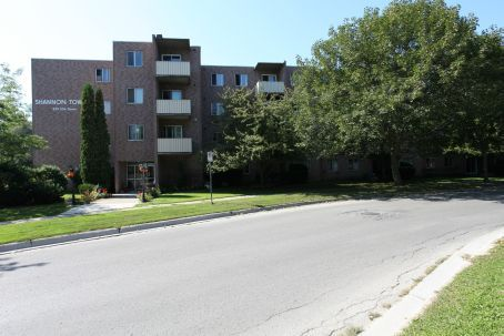 Shannon Towers 535 Tenth Street Collingwood Ontario