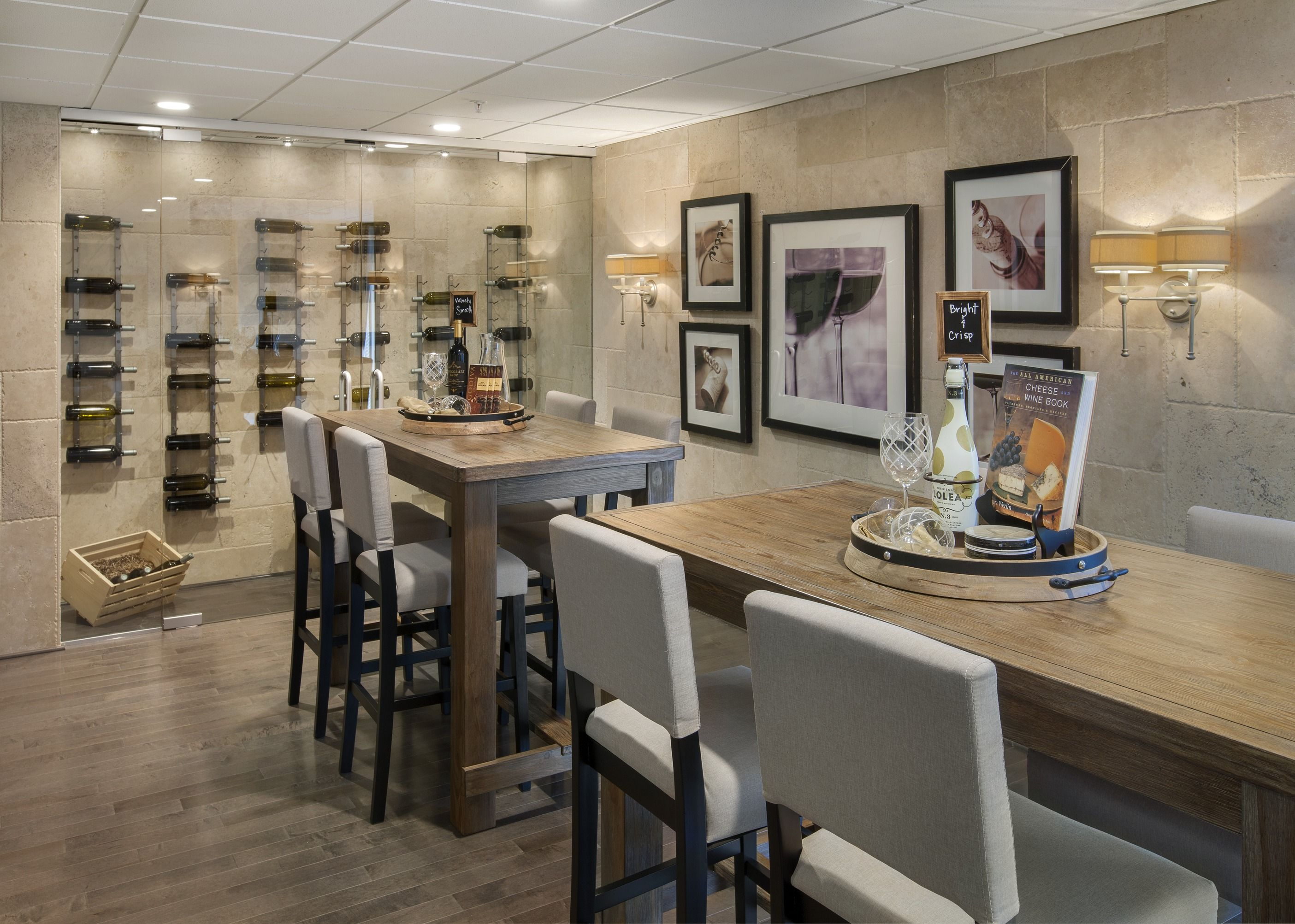 Marvel at magnificent woodwork in this luxurious space perfect for – Regency At Hilltown Site Plan