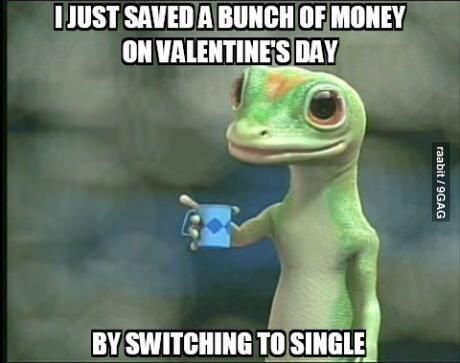 Funny Memes About Being Single On Valentines Day : Inspirational divorce quote valentine s day single divorceisms