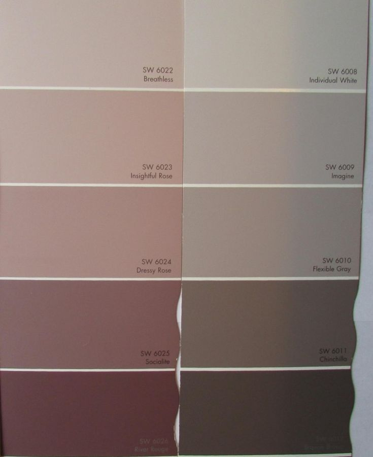 Photo of Altrosa Wandfarbe für romantisches Ambiente in 38 Bildern