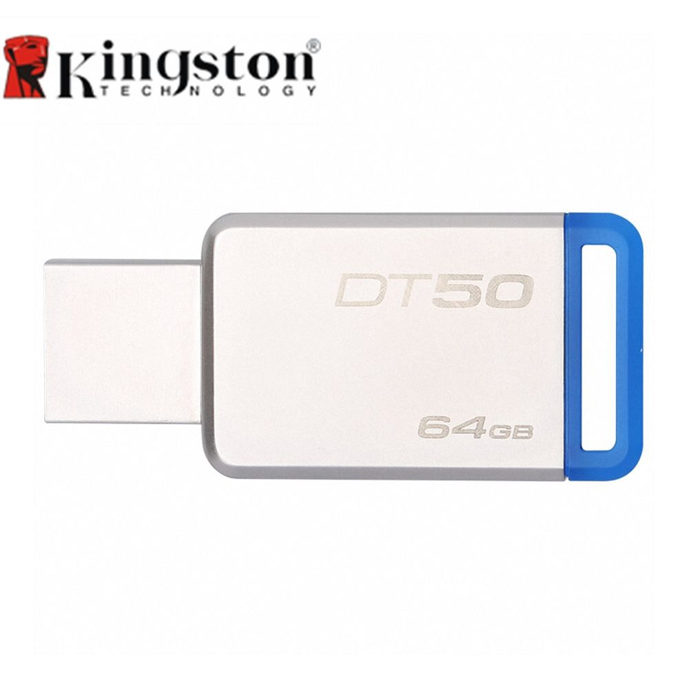 Kingston Usb 30 Pendrive 128gb 64gb Flash Drive Pen 32gb 16gb Flasdisk 4gb Memory Mini Stick 8gb High Speed U Disk Dt50