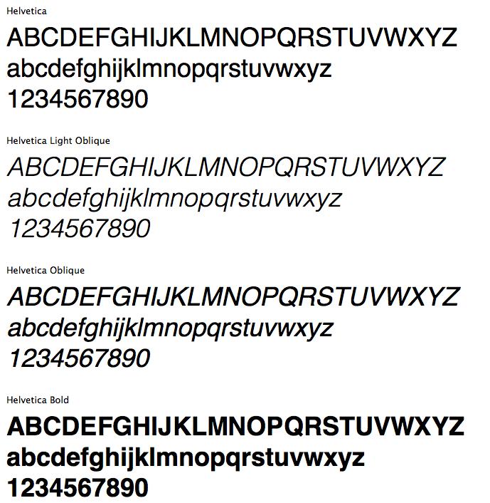 10 of the Best Sans Serif Fonts (Helvetica, DIN, Futura, Gill Sans ...