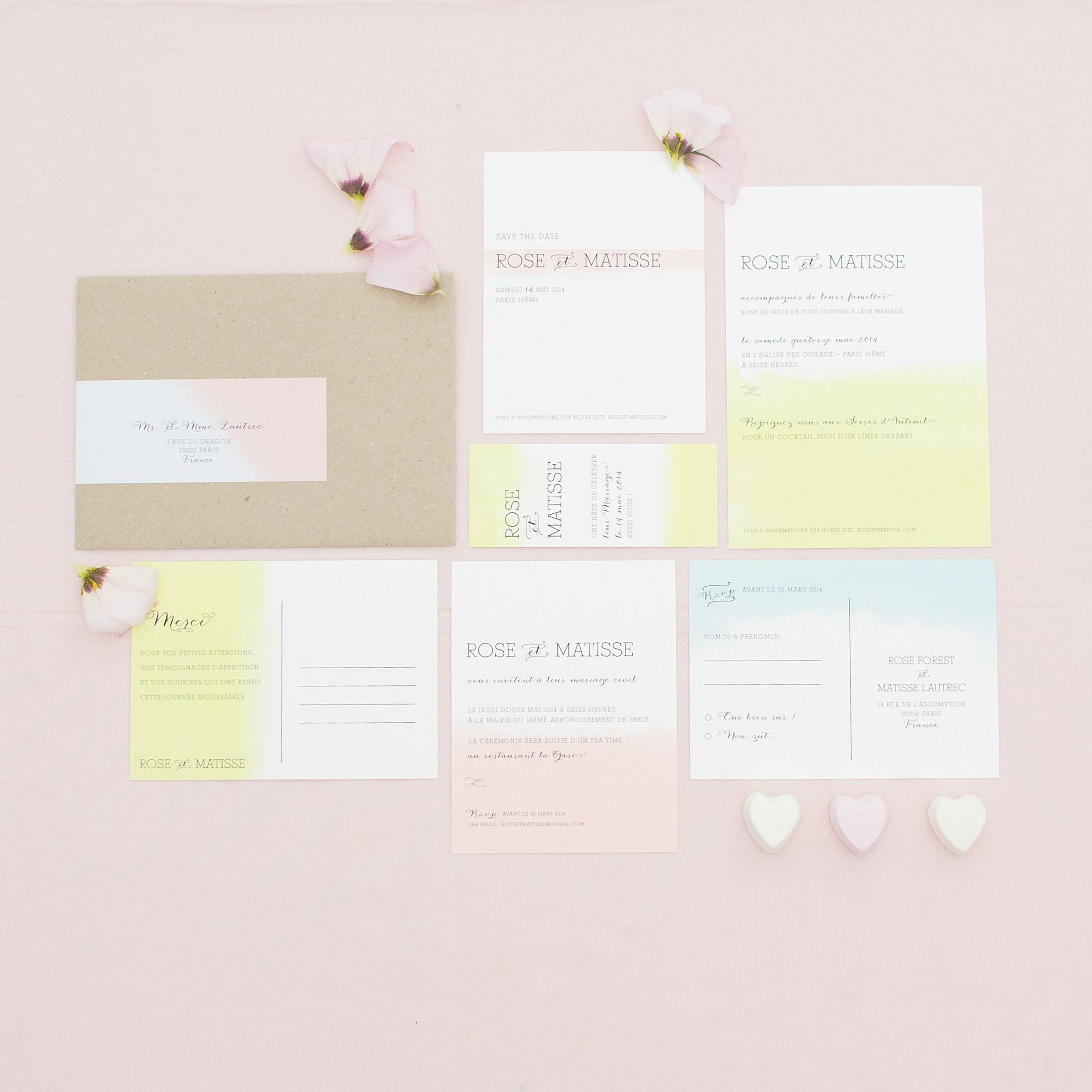 paper style wedding invitations%0A Enamoured  Wedding StationaryWedding InvitationsSpring