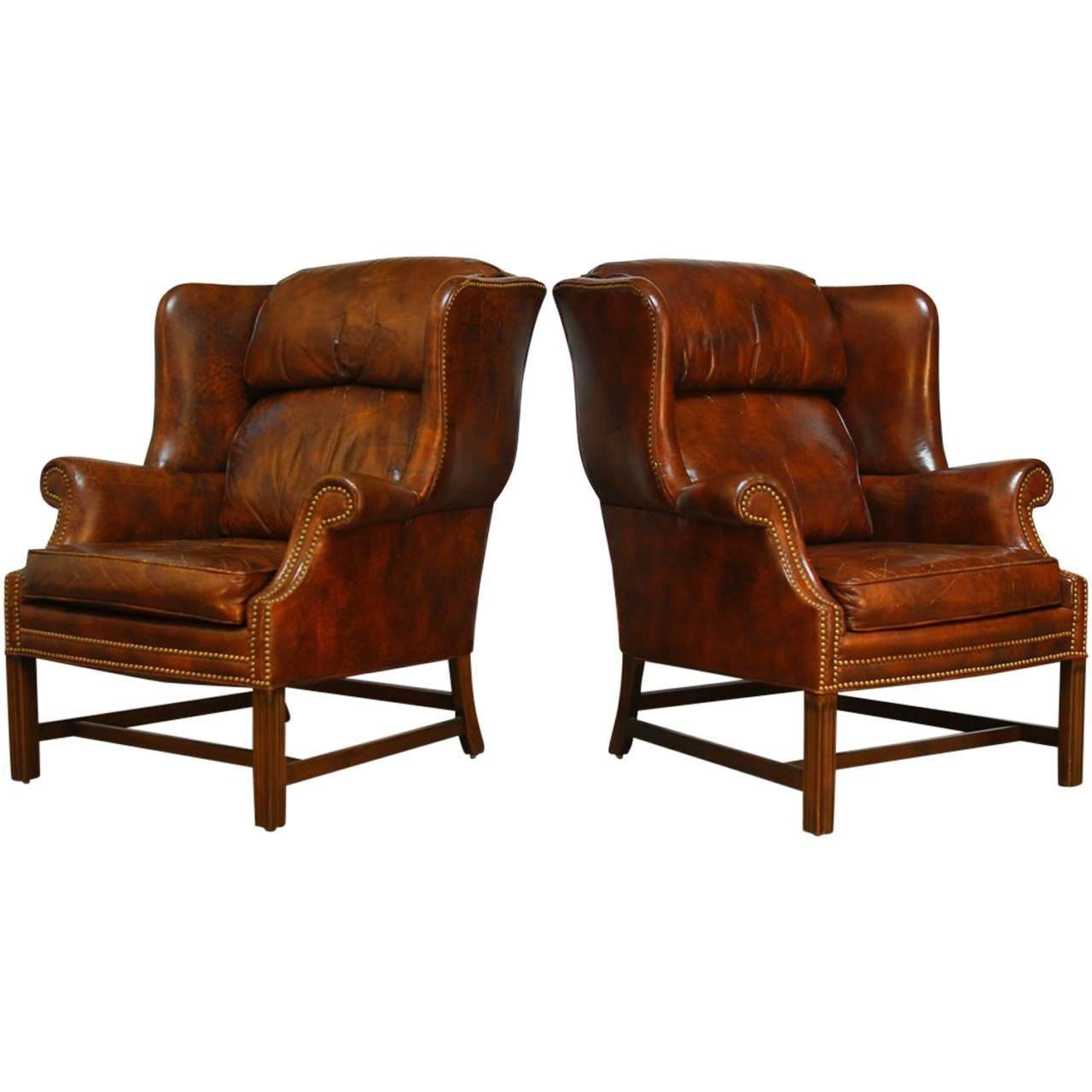 Sensational Pin By Tawnia Knox Folmann On Tahoe House Leather Wingback Machost Co Dining Chair Design Ideas Machostcouk