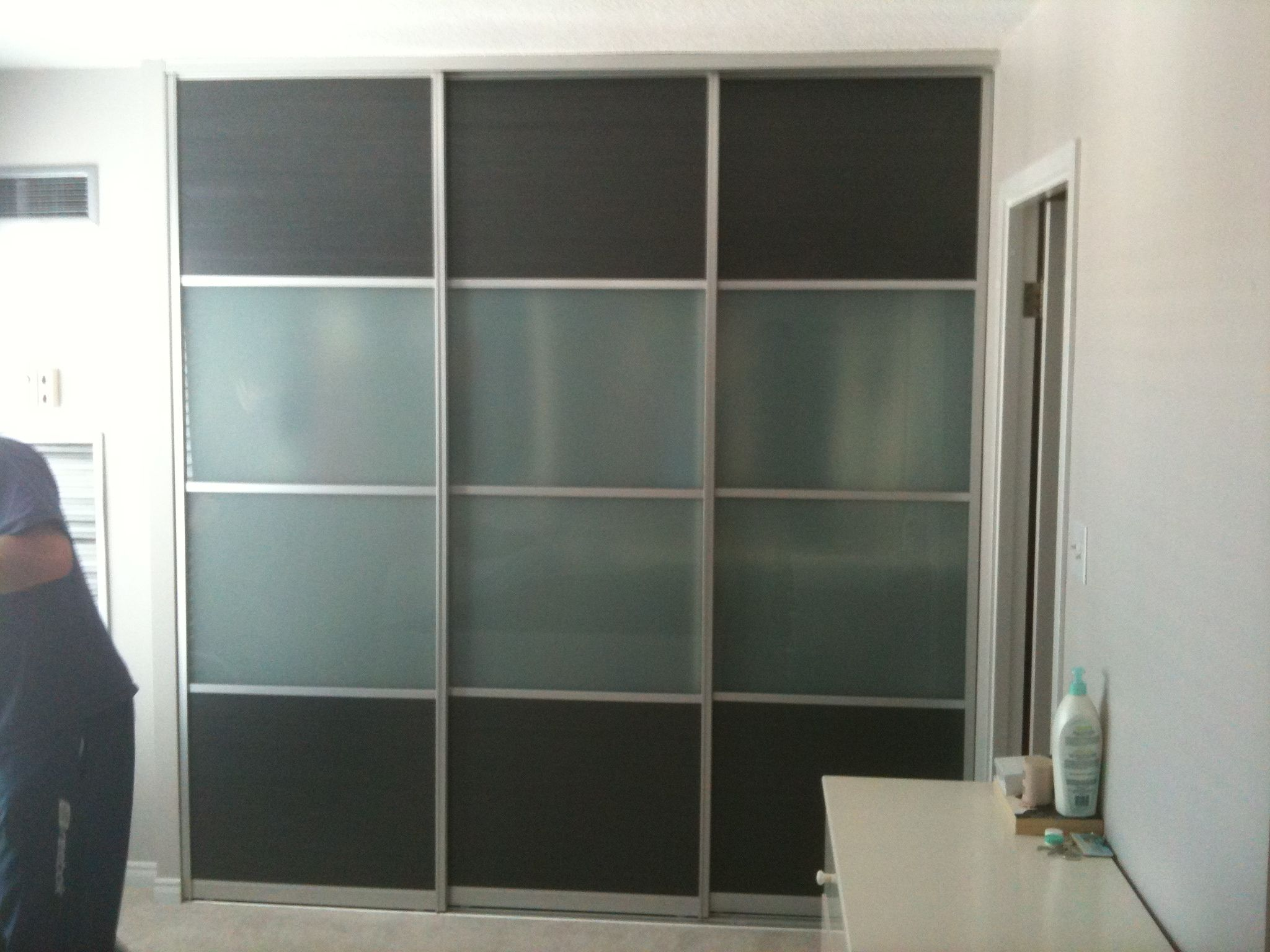 trend closet of modern sliding track doors hollow century lamps the marvelous panel mid and styledesign core sasg uncategorized