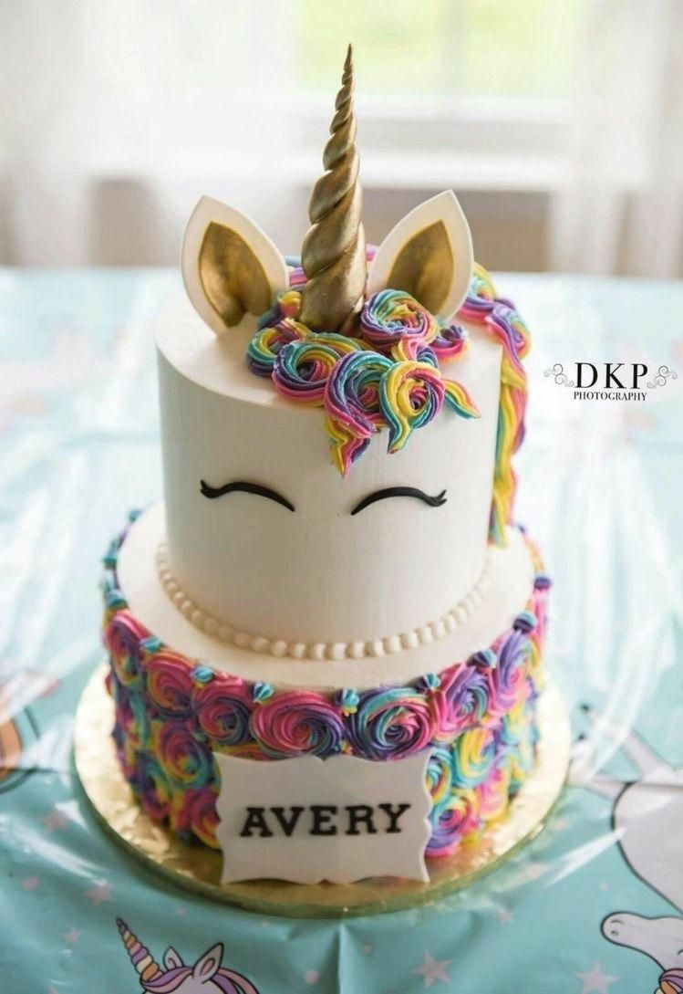 Photo of 10 Gorgeous Unicorn Birthday Cakes – Lattes, Lilacs, & Lullabies #birthdaycake