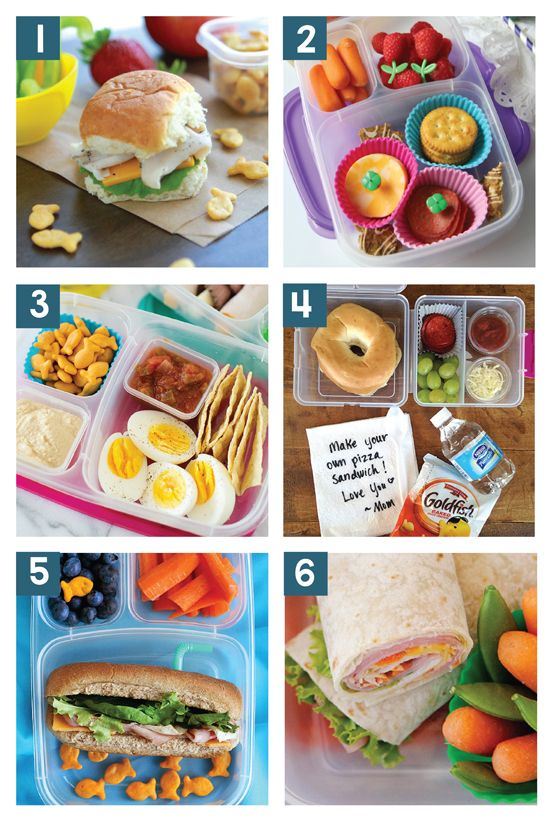 Easy School Lunch Ideas Lunches Easy School Lunches