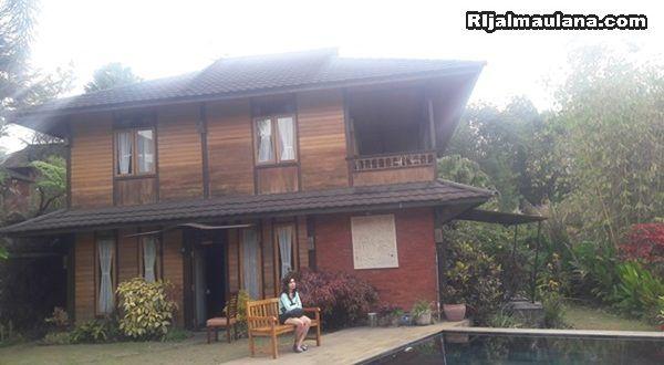 review harga sewa villa gardenia kampung daun lembang bandung rh pinterest com au