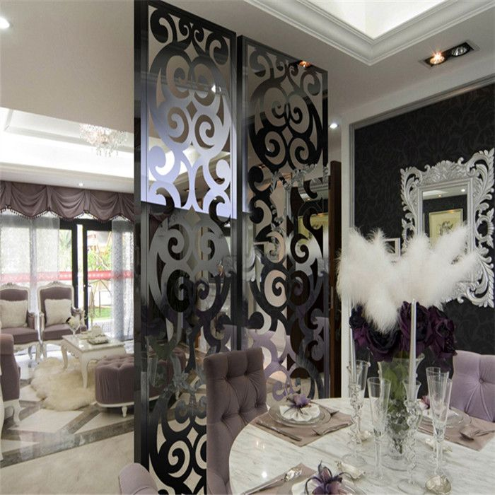 Laser Cutting Stainless Steel Screen Design for