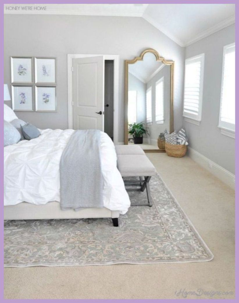 Nice Gorgeous Romantic Master Bedroom Design Ideas