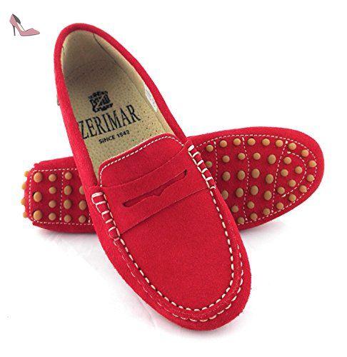 Zerimar Chaussures de Femme Style Mocassins 7xOJBU6H