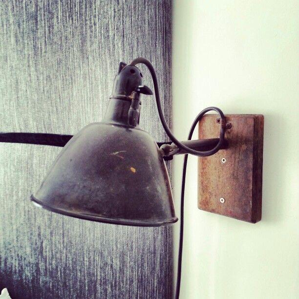 Lamp by Urban Living Amsterdam #vintage