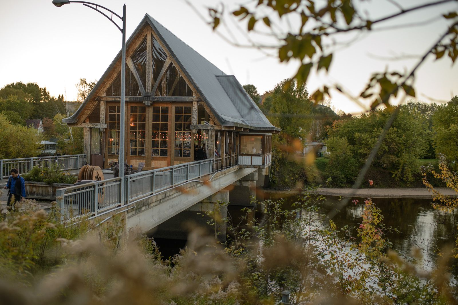new england wedding venues on budget%0A Le Pont Couvert