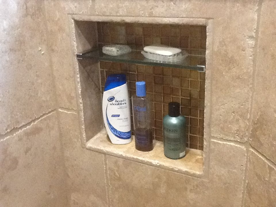 bath trend built in soap niches for