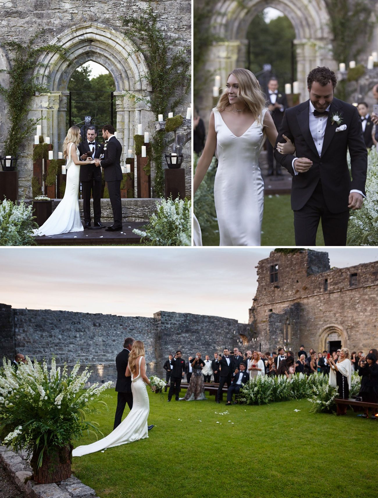 Live Out All Your Fairy Tale Dreams These Are The Most Romantic Castles To Get Married At Castle Wedding Ireland Europe Wedding Castle Wedding