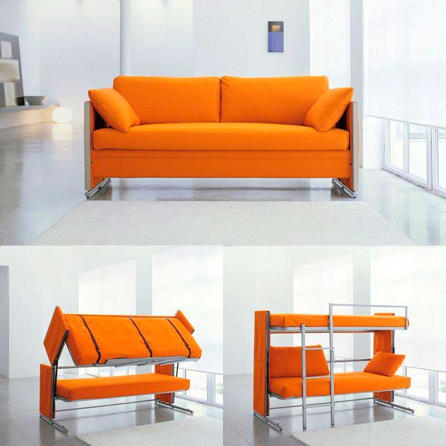 transformer pullout sofa cool products i love modern bedroom rh pinterest ca