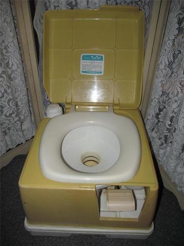 Used Rv Prices >> Vintage Sears Pak Porta Potty Camping RV | eBay | Rv camping, Vintage, Camper