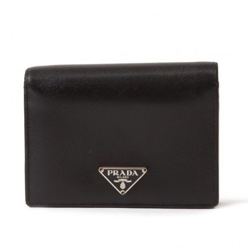 PRADA Saffiano two-fold wallet(K-20670)