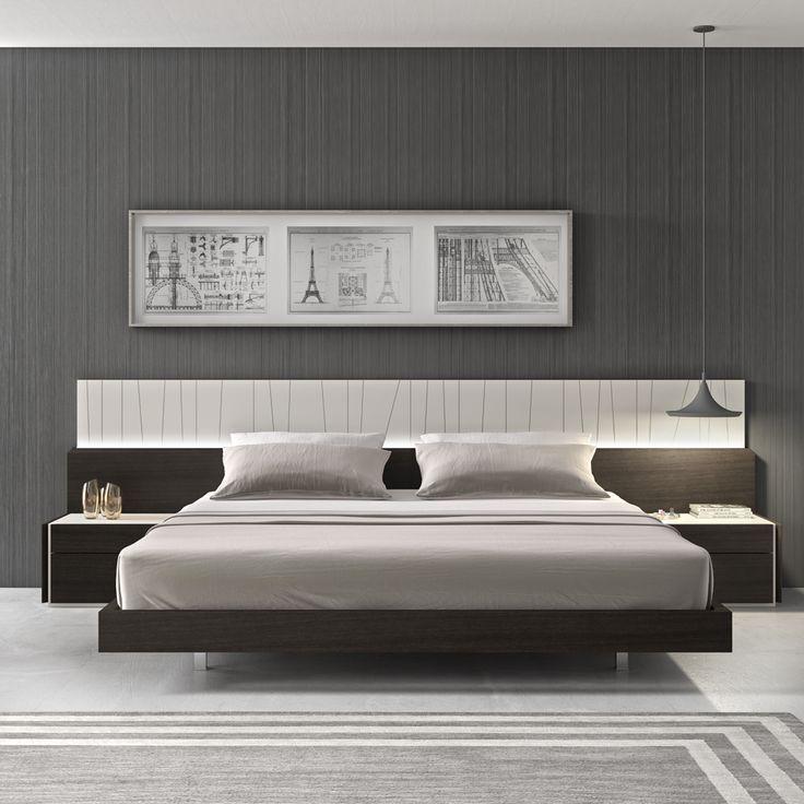 Contemporary Beds In 2019 Modern Platform Bed Bedroom