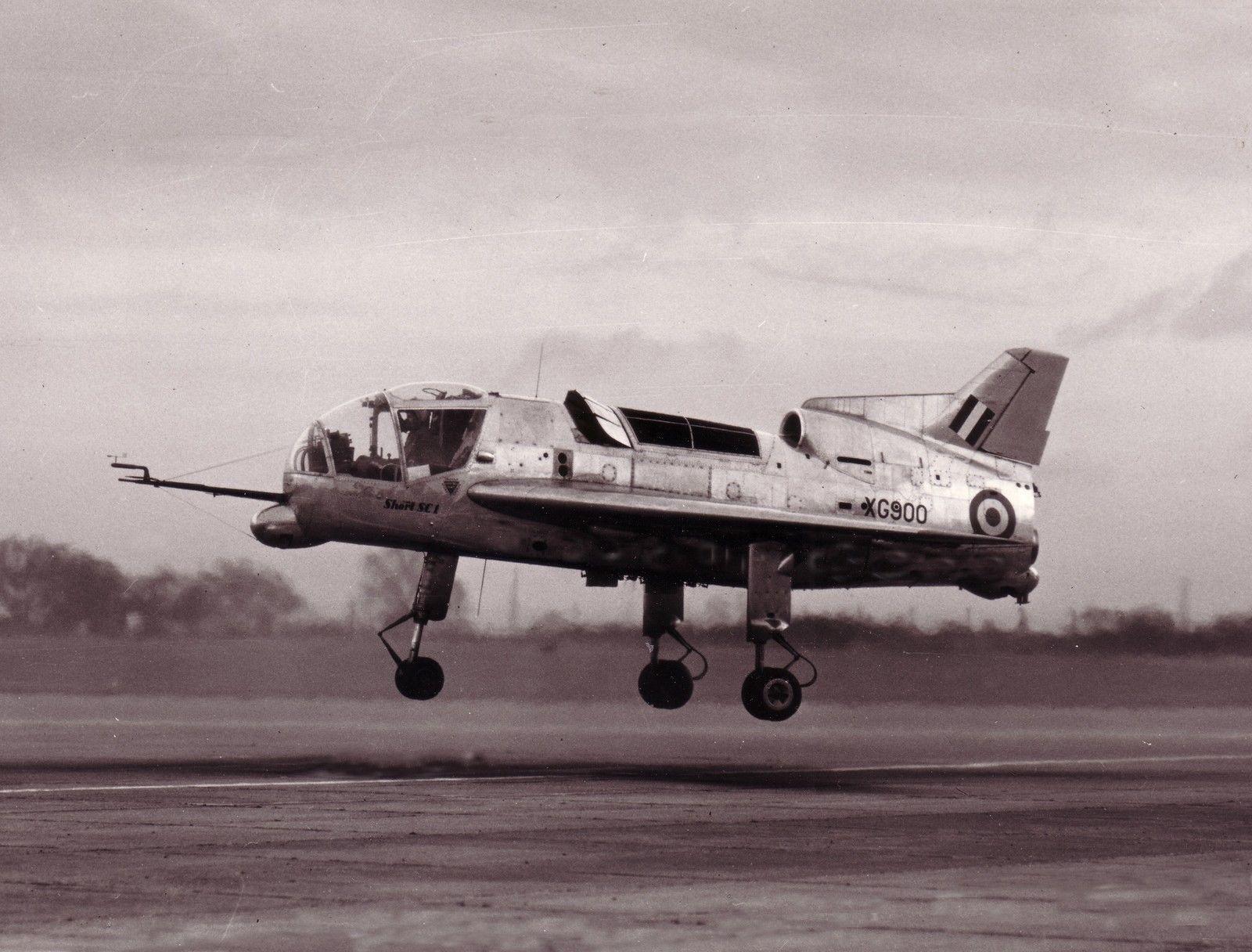 Shorts SC1 VTOL Aircraft Rolls Royce RB 108 Jet Engine RARE Harrier forerunner | eBay