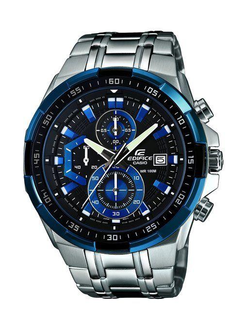 3b1bf930e1d5 Casio EFR-539D-1A2VUEF - Reloj de cuarzo para hombre