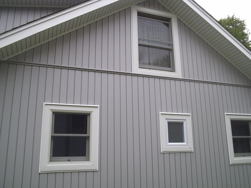 How To Set Up Board And Batten Or Exterior Siding Vertical Vinyl