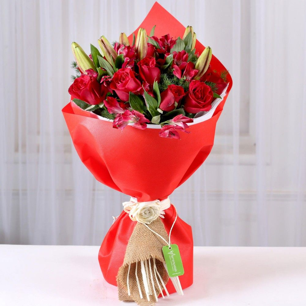 Make someone feel happy and send flowers to Sonipat