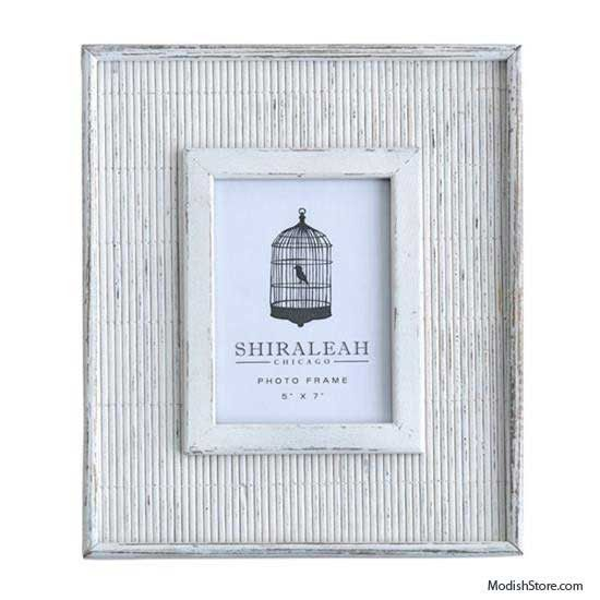 Shiraleah Delrey 5 X 7 Picture Frame Next Day Shipping Wood