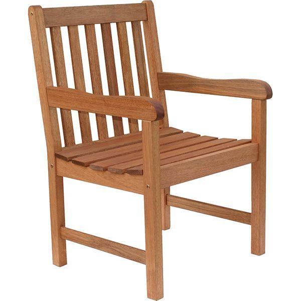 amazonia milano patio armchair brown patio furniture 100 fsc rh pinterest com