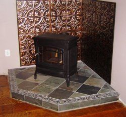 Stove Heat Shields Google Search Victorian Fireplace Stove Little Cabin