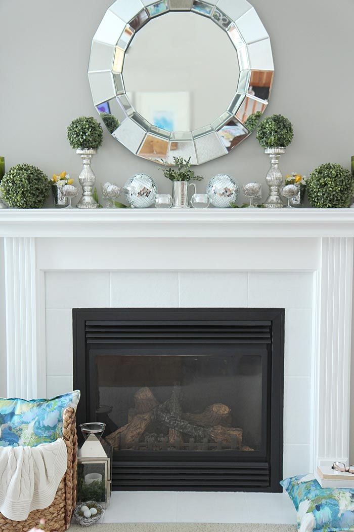 Best Of How to Decorate Mantle