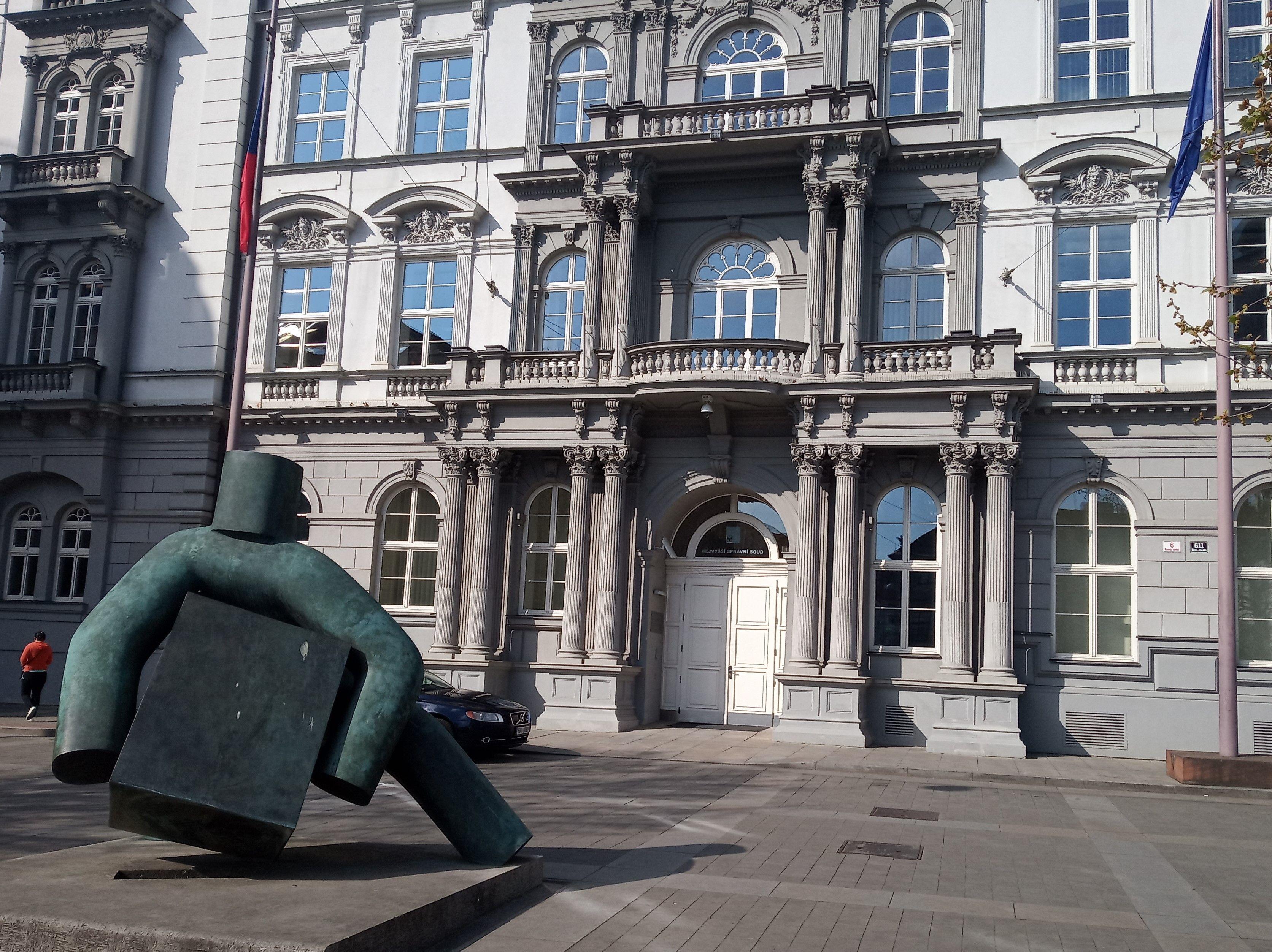 Nejvyšší správní soud v Brně