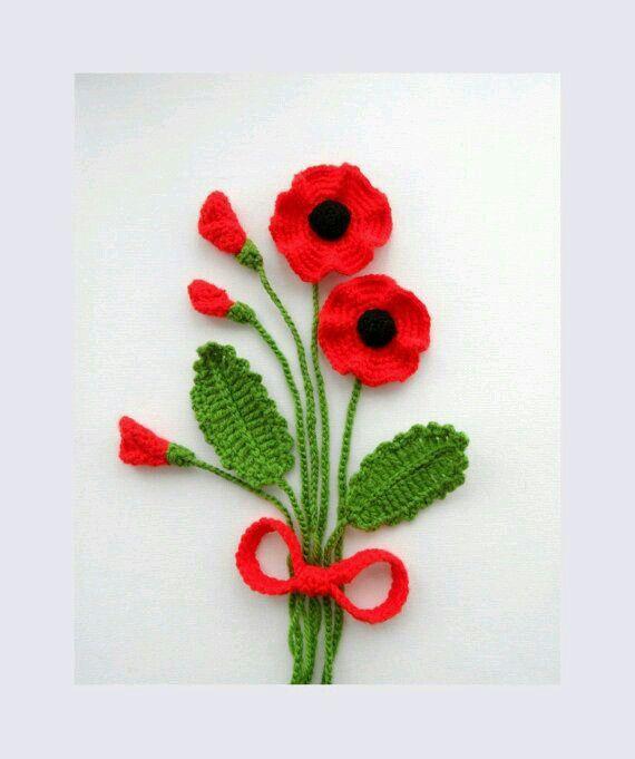 Pin de Amada villarroel en cositas a crochet | Pinterest | Cosas