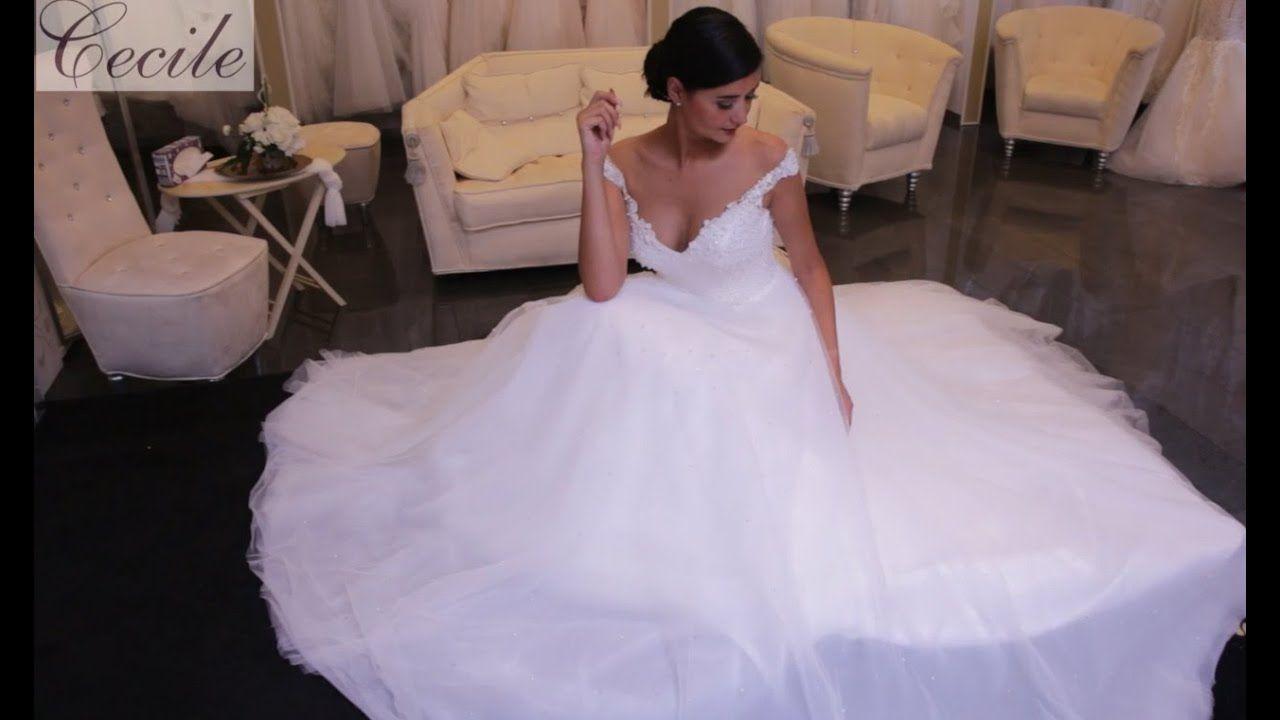 """Prinzessin"""" Maude im Traum-Brautkleid  Brautkleid, Kleid hochzeit"""