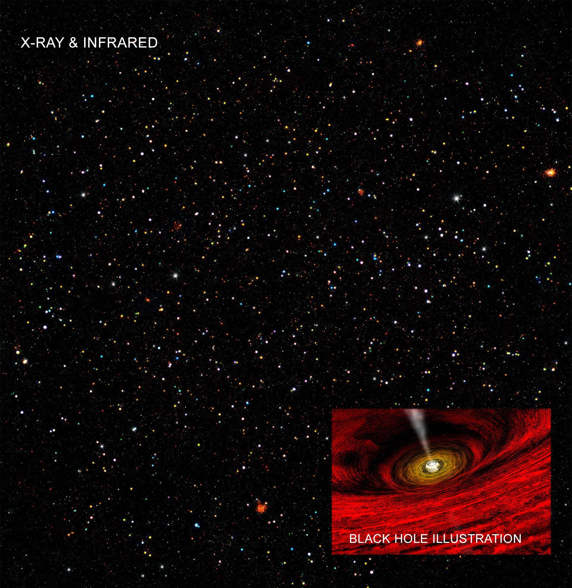 Chandra Reveals Critical Evidence of Elusive Intermediate-Mass Black ...
