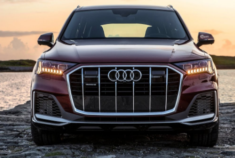 2020 Audi Q7 In 2020 Audi Q7 High Performance Cars Audi