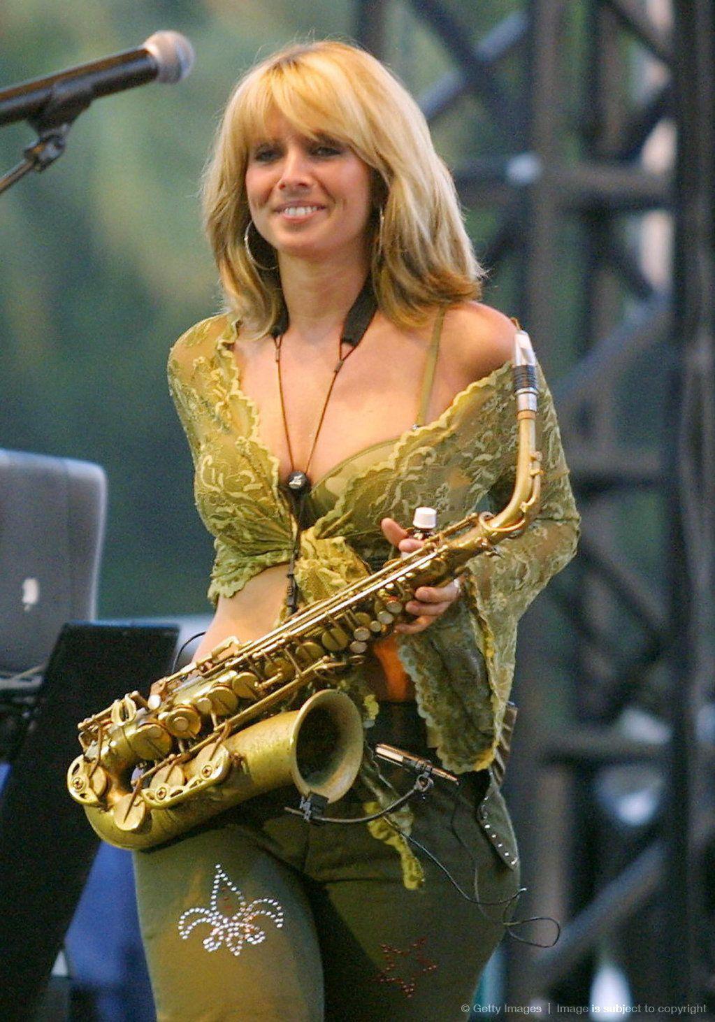 Candy dulfer female musicians jazz music jazz musicians