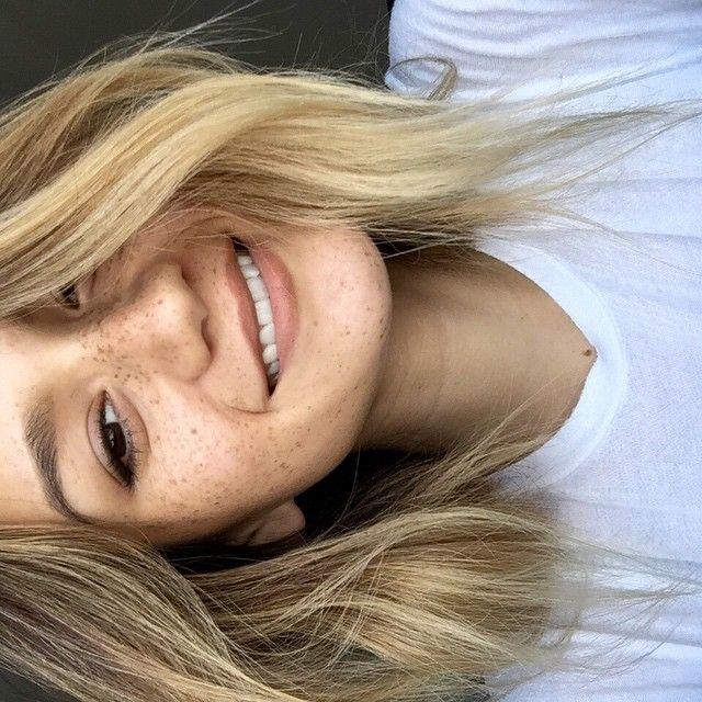 Gypsyone S Photo On Instagram Blonde Hair Brown Eyes
