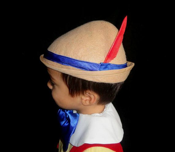 Pinocchio hat tyrolean alpine style hat tan wool felt feather plume pinocchio hat tyrolean alpine style hat tan wool felt feather plume on etsy 4599 alpine maxwellsz