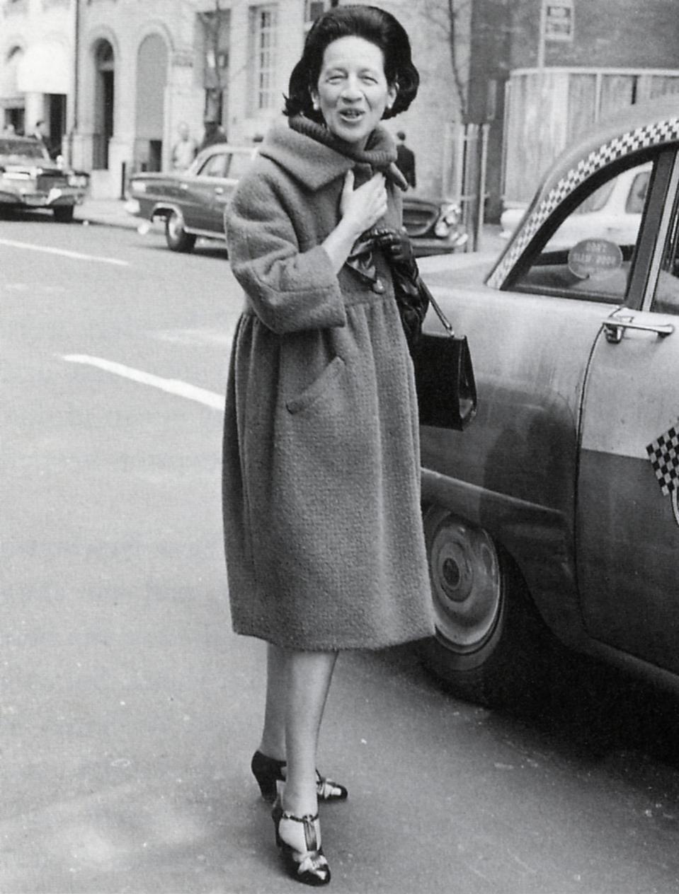 Style icon: Diana Vreeland - m 41