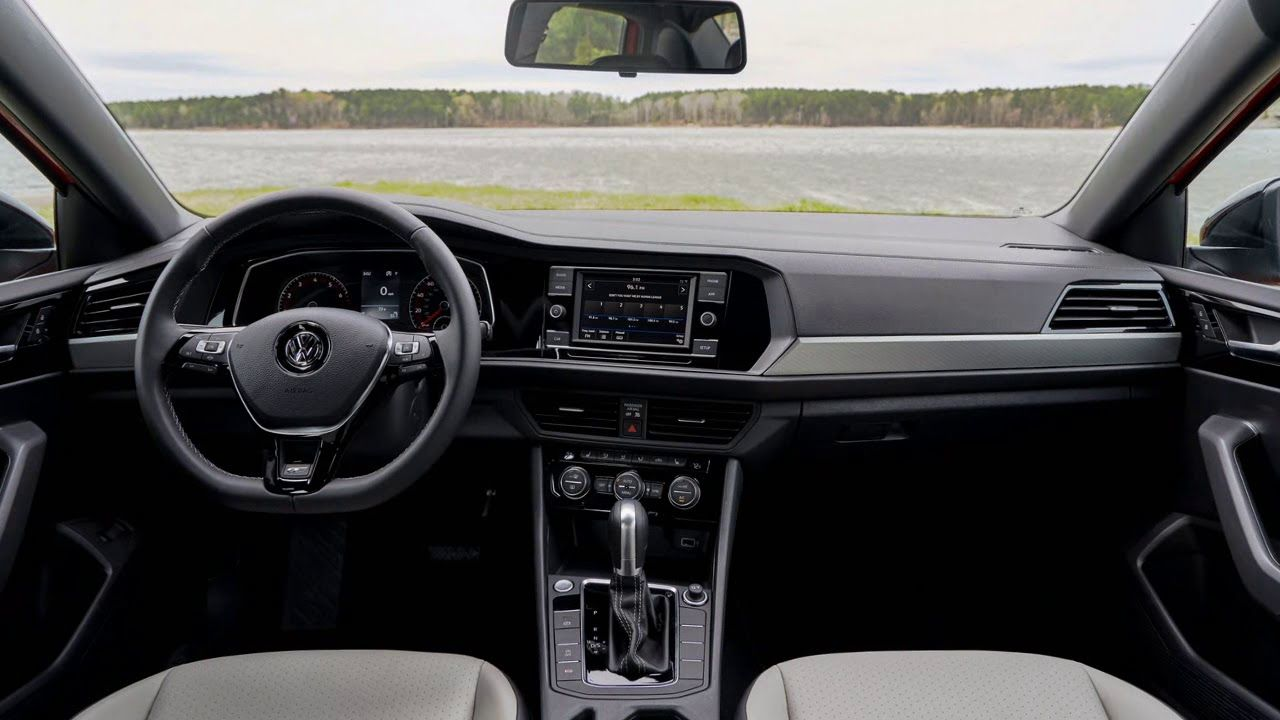 [WHAT NOW] 2019 VolksWagen Jetta Interior View Https://youtu.be