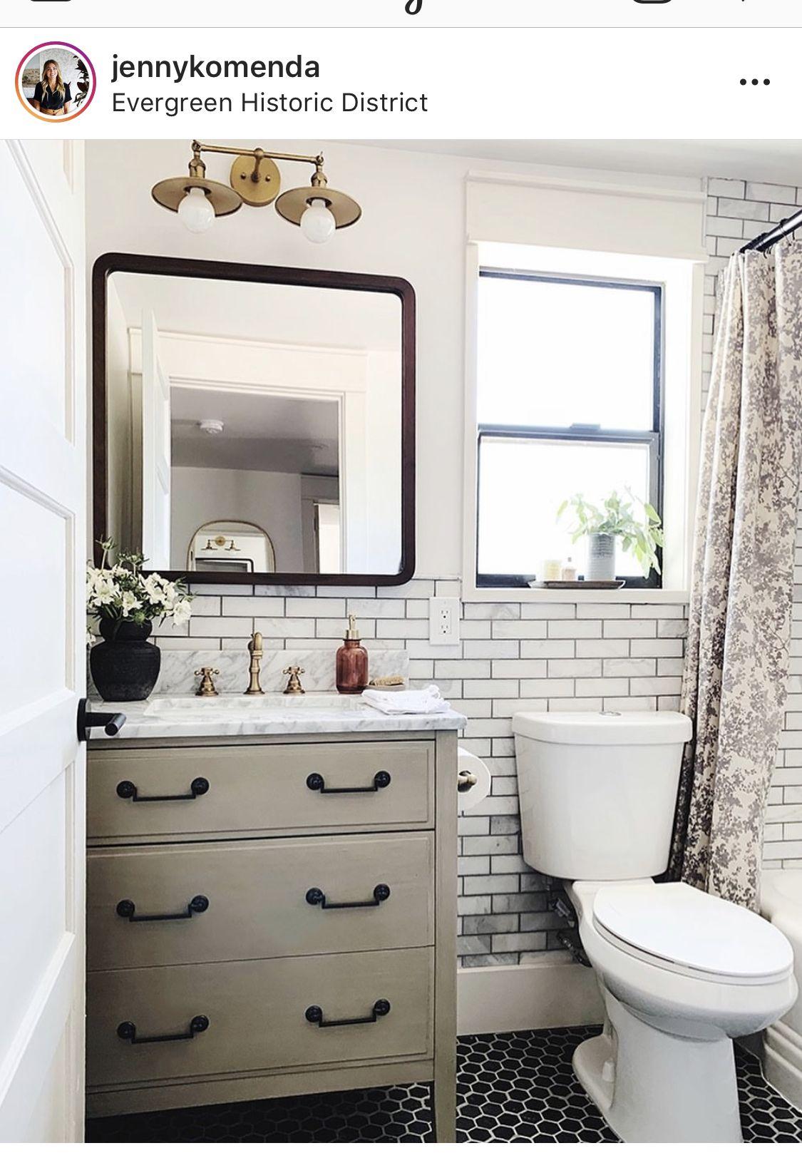 Pin By Jillandray Durham On Home Bathroom Add A Bathroom Guest Bathroom Bathroom Makeover