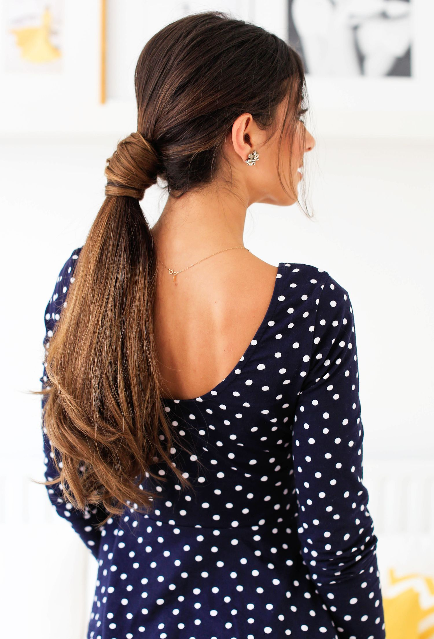 Cute Summer Ponytails | Easy and beautiful hairstyles, Long hair ponytail, Hair styles